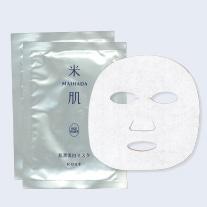肌潤美白マスク